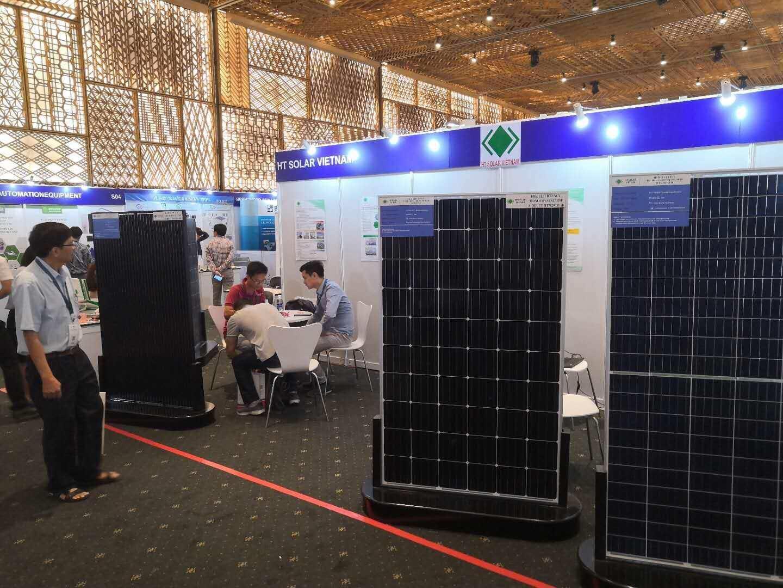 Triển lãm năng lượng mặt trời tại TP.HCM